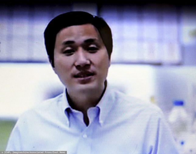 """He Jiankui zmodyfikował geny bliźniąt w niewłaściwy sposób. """"Doszło do nieznanych mutacji"""""""