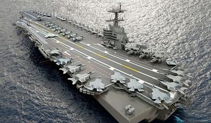 USS John F. Kennedy to kolejny okręt typu Gerald R. Ford