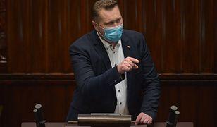 Sejm. Opozycja chce odwołania Czarnka. Głosowanie ws. wotum nieufności