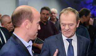"""Spotkanie Tusk-Budka w Sopocie. """"Nie spodziewałbym się fajerwerków"""""""