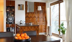 Nowoczesne wnętrza pełne światła - zdjęcia ekskluzywnego mieszkania