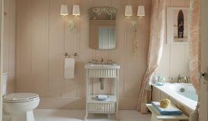 Stylowa łazienka retro - zdjęcia łazienek jak za dawnych lat