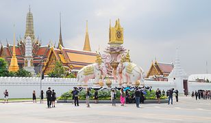 Tajlandia - trwa najlepszy sezon na zwiedzanie kraju. Żałoba nie ma wpływu na turystykę