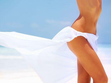 Kobiety zbyt rzadko używają kremów do opalania