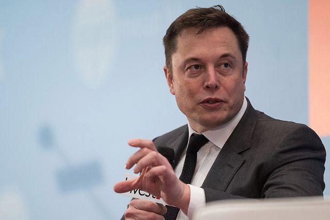 Elon Musk od dawna planuje komercyjne loty w kosmos