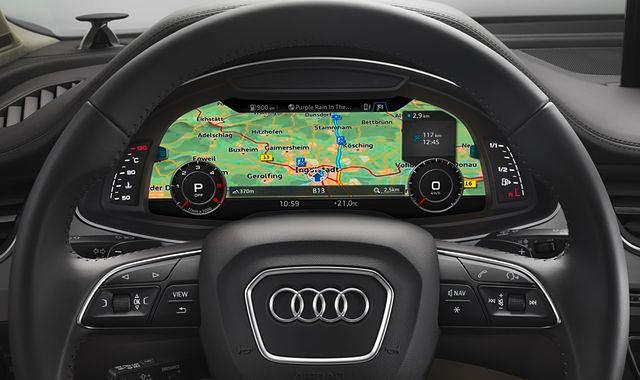 Mapy wysokiej rozdzielczości rozwiną jazdę autonomiczną