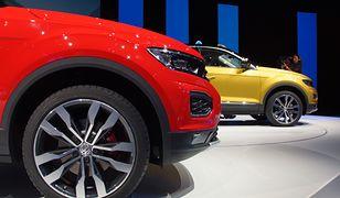 Volkswagen T-Roc. Pierwsze zdjęcia