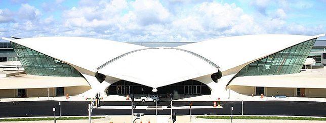 Terminal na lotnisku Nowy Jork - JFK
