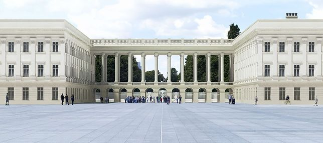 Wirtualny Pałac Saski [ZDJĘCIA]