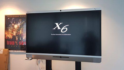 Newline TruTouch X6 - dotykowy ekran do zastosowań biznesowych