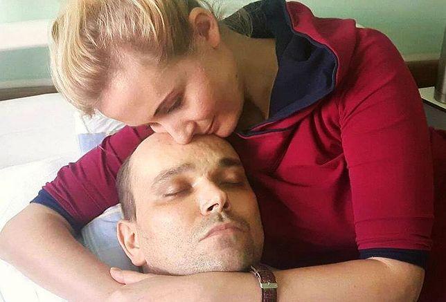 Anna Kalita pożegnała męża 2 lata temu