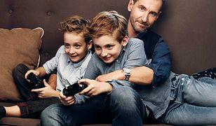 Dziennikarz z synami
