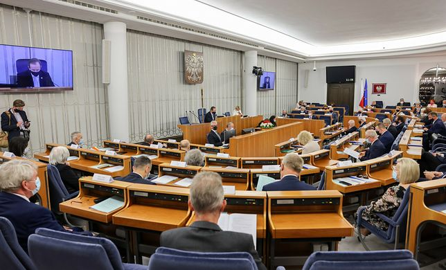 Senat decyduje ws. RPO. O dalszym losie Lidii Staroń może zdecydować jeden głos