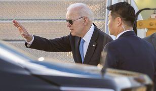 Biden przesadził? Prezydent USA przeprasza za reakcję