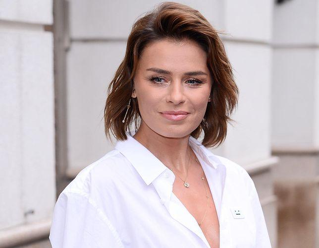 Natasza Urbańska prowadzi firmę odzieżową