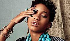 Willow Smith w roli modelki