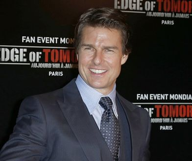 Tom Cruise współczesnym piratem