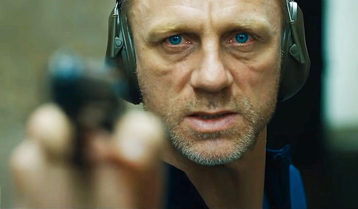 Daniel Craig pożegnał się z rolą Jamesa Bonda w wieku 53 lat