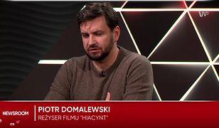 """Czemu """"Hiacynt"""" nie trafił do kin, tylko od razu na Netfliksa?"""
