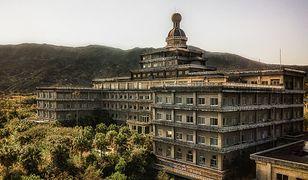 Największy opuszczony hotel w Japonii. Niewiarygodne zdjęcia Polki