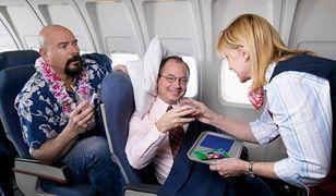 Najgłupsze pytania zadawane stewardessom