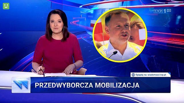 """Skarga na """"Wiadomości"""" TVP. Rada Etyki Mediów gorzko odpowiada"""