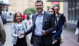 Mariusz Wołosz chce pomóc rodzeństwu z Bytomia