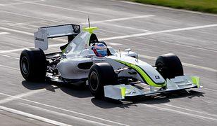 Testy: Button najszybszy, Kubica trzeci