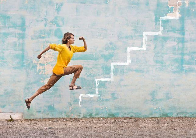 Odchudzanie. Jak schudnąć i wyrzeźbić sylwetkę? Wchodź po schodach!