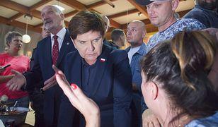 """Dziennikarze """"Superwizjera"""" ujawnili nagranie ówczesnej premier Beaty Szydło i Antoniego Macierewicza z Rytla w 2017 r."""