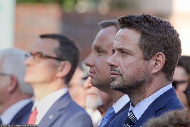 Najnowszy sondaż prezydencki IBRiS dla WP. Andrzej Duda i Rafał Trzaskowski w II turze