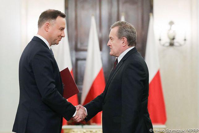 Prezydent Andrzej Duda powołał wicepremiera, ministra kultury i dziedzictwa narodowego Piotra Glińskiego na przewodniczącego Komitetu ds. Pożytku Publicznego