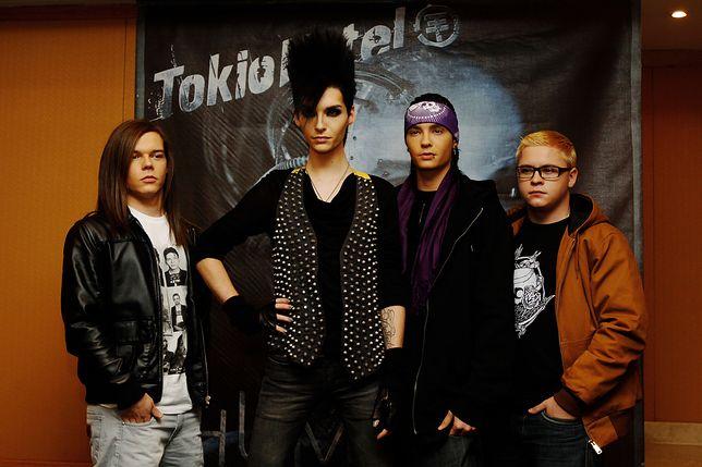 Tokio Hotel stało się hitem w Niemczech...