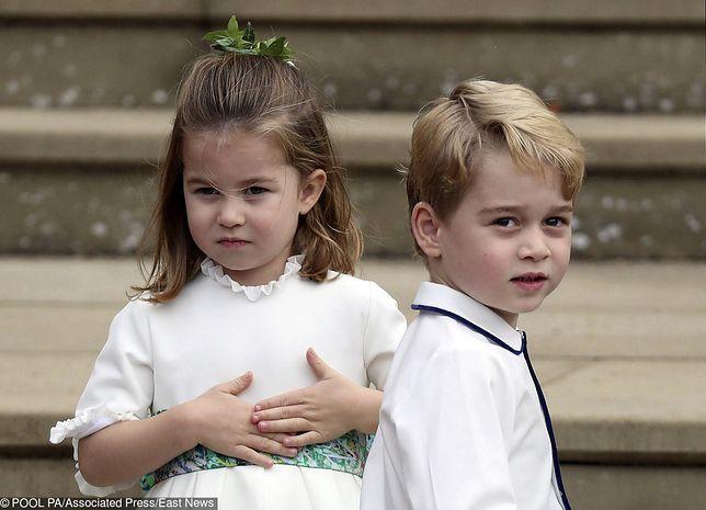Książe George świętował 6. urodziny na prywatnej wyspie