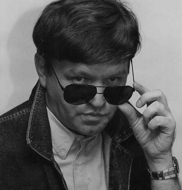 Bohdan Gadomski był dziennikarzem i przyjacielem gwiazd