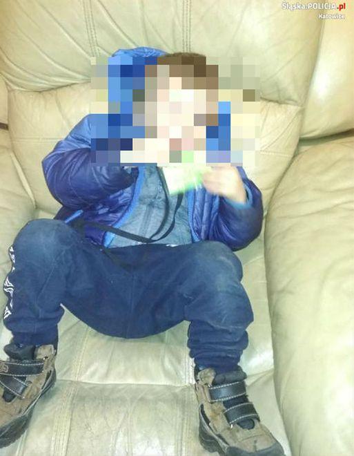 Dramat 3-latka porzuconego w Katowicach. Matka zatrzymana, może grozić jej 5 lat więzienia