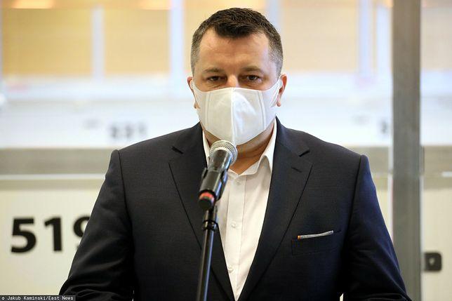Dr Artur Zaczyński mówi o zakażeniu polskiego dyplomaty