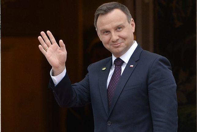 Andrzej Duda składa życzenia z okazji Święta Kobiet