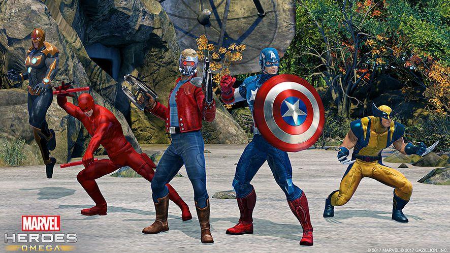 Rozchodniaczek: pancerne krowy kontra bohaterowie Marvela