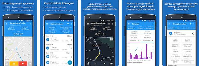 GPS Sports Tracker PL