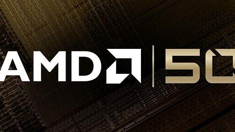 Specjalny AMD Ryzen 7 2700X na 50-lecie firmy