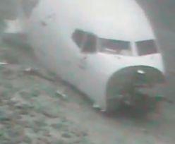 Katastrofa Boeinga 737. Przerażające zdjęcia wraku