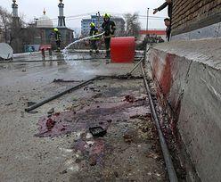 Seria eksplozji w Kabulu. Są ofiary śmiertelne