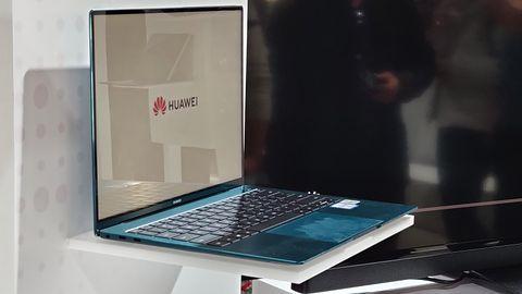 Huawei zmiennym jest. MateBook X Pro jednak doczekał się procesorów Intel Core 10. gen