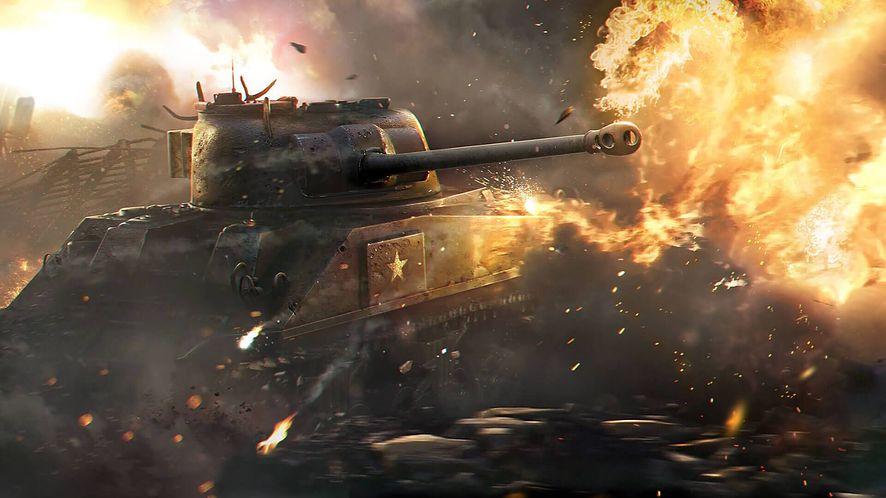 Ray tracing wkracza do świata czołgów, fot. Materiały prasowe