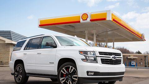 Wygodna metoda płacenia za paliwo: wystarczy użyć ekranu w samochodzie