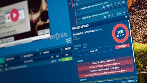 Boisz się malware? Sprawdź podejrzany plik interaktywnym Any.Run