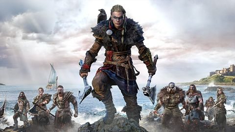 Media zachwycone Assassin's Creed Valhalla, ale do średniej 90/100 daleko