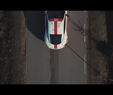 Test: Aston Martin DB11 na Dolnym Śląsku