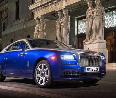 Sprzedaż Rolls-Royce'ów spada ze względu na osłabienie chińskiej gospodarki